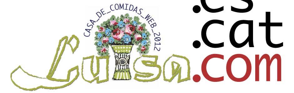 Logotipo Casa de Comidas