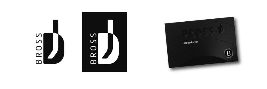 Logotipo dj BROSS