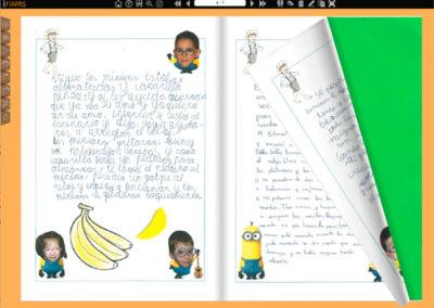 Publicación digital infantil